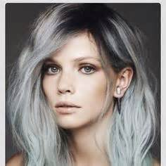 how to grow in gray hair with highlights 27 impossibly pretty reasons to go gray this summer hah
