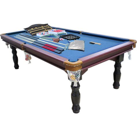 8ft pool snooker billiard table w table tennis top buy