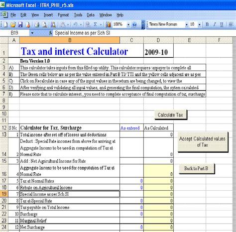 excel format of income tax computation irs circular 230 tax advice irs tax attorney