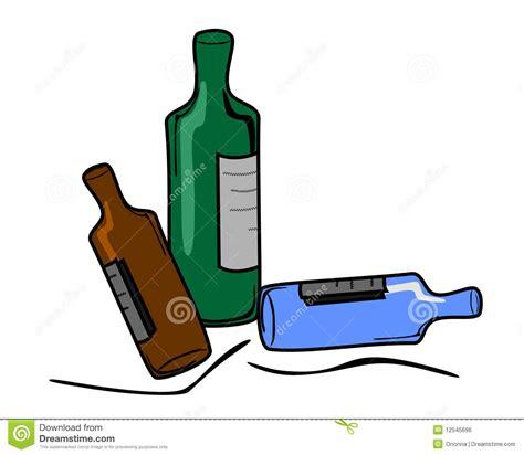 Aufkleber Von Flaschen Lösen by Flaschen Mit Kenns 228 Tzen Lizenzfreies Stockbild Bild
