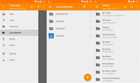 vlc for android vlc 2 0 is here with network playback reduced permissions and so much more android central