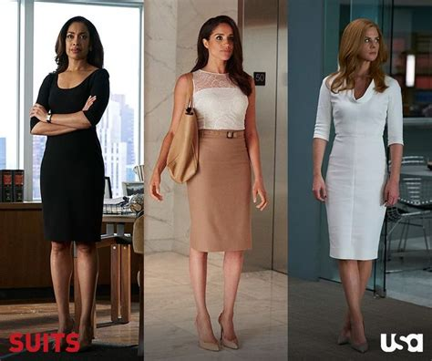 Wardrobe Suits Tv Show by 25 Best Donna Suits Ideas On