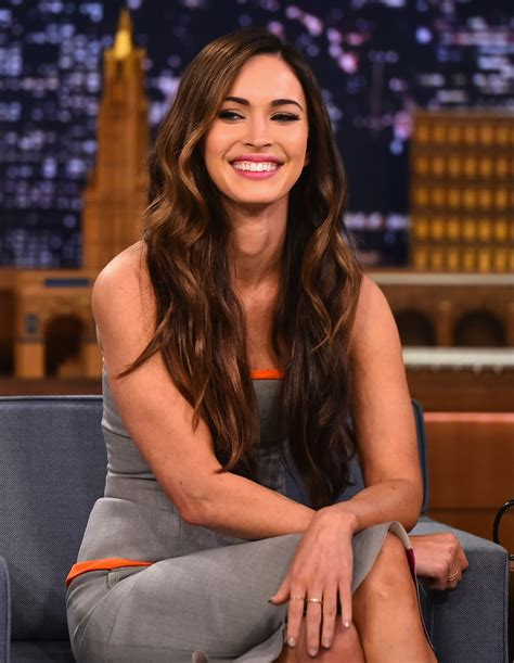 nyc hair show 2014 megan fox appeared on the tonight show starring jimmy