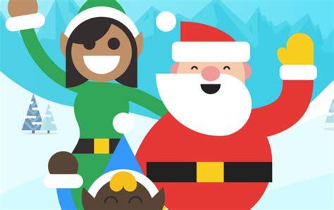 google images elf google s santa tracker returns this time with elf selfies