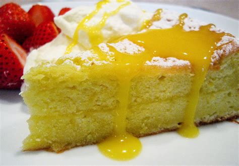 Lemon Cake by Rustic Proven 231 Al Lemon Cake With Lemon Curd