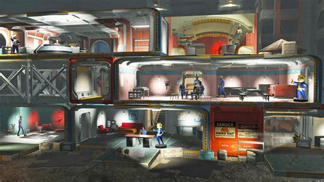 Online Floor Planner by Build Your Very Own Vault In Fallout 4 July 26th