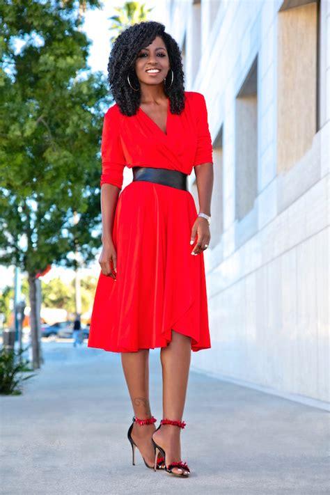 style pantry wrap midi dress