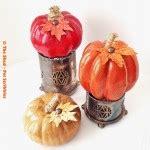 Blue Pumpkins Fruit Cutters And Pretty Stuff by Fall Decor Diy Metallic Pumpkins Pet Scribbles