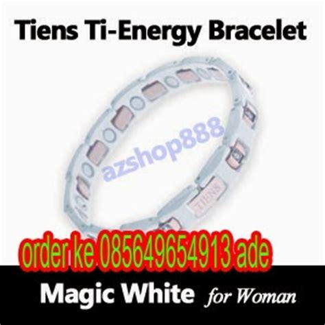 Gelang Kesehatan Pria Tiens Ti Energy Bracelet Black 2 pengobatan herbal tienshi indonesia gelang kesehatan ti energy kombinasi magnet dan titanium