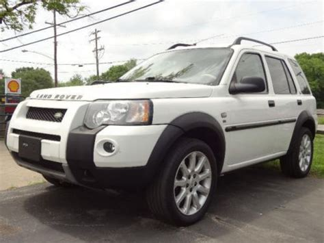 transmission control 2005 land rover freelander parking system find used 2005 land rover freelander se in 4168 hamilton cleves rd fairfield ohio united