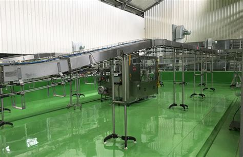 Discover Specialist Food Industry Flooring at Hostex 2017