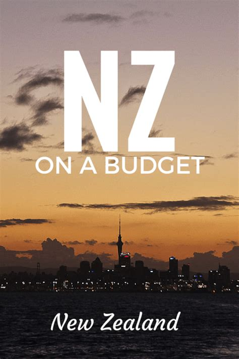 Lowest Mba Fees In New Zealand by Cheap Travel In New Zealand Yes It S Possible The