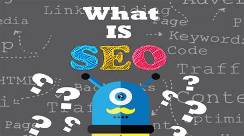 Seo Explanation 1 by What Is Seo Simple Explanation Infographic
