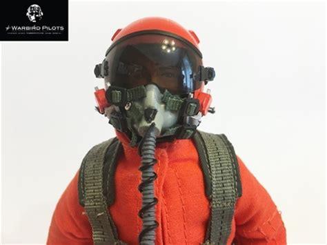 Figure Pilot rc pilot figure modern jet pilot 1 7th scale 1 8th scale