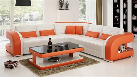 Modern Sofa Set Design Ideas by 2015 Selling Home Used Real Leather Sofa Living Room