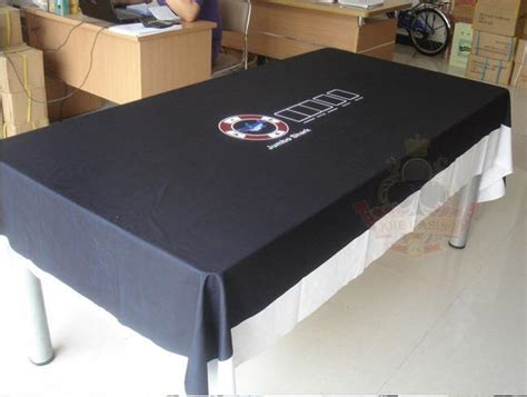 Wp 005 Professional Water Resistant Poker Table Cloth