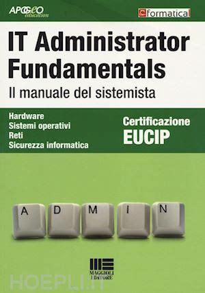 libreria maggioli it administrator fundamentals aa vv maggioli editore