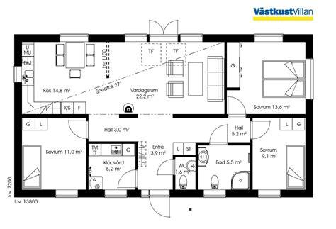 Grundriss Haus 4 Schlafzimmer by Bungalow Grundrisse 4 Schlafzimmer Ihr Traumhaus Ideen