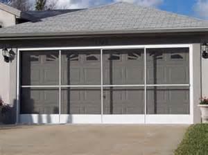 Sliding Screen Garage Door Sliding Garage Door Screen The Usage Of Kits