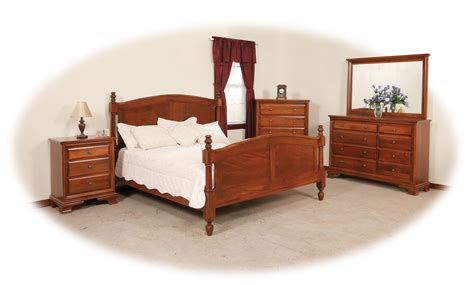 Daniel S Amish Bedroom Furniture Amish Classic Bedroom 2 By Daniel S Amish Wolf Furniture