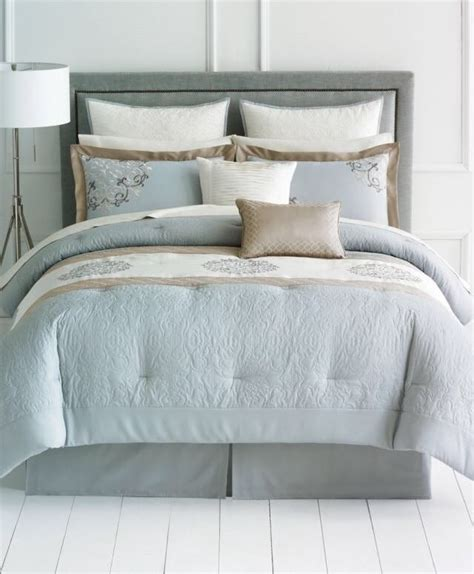 blue and beige comforter set 17 best images about king comforter sets on pinterest
