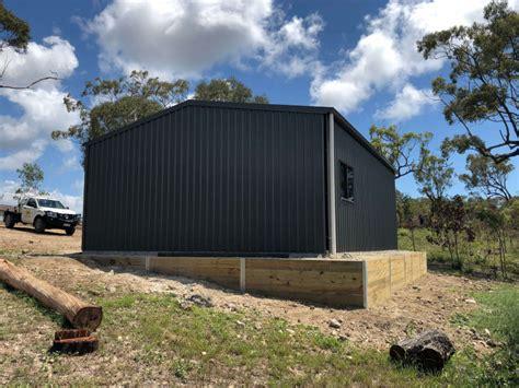 ilbilbie storage shed sheds  homes mackay