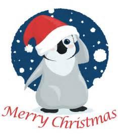 christmas penguin by rebel penguin on deviantart