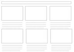 Story Board Templates by Storyboard Templates 3 Levels By Lbaggley Teaching