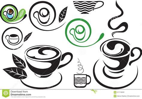 imagenes te blanco una taza de t 233 muestra el blanco y negro estilizado foto