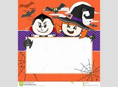 Halloween invitation stock vector. Illustration of frame ... About:blank Free Halloween Clipart