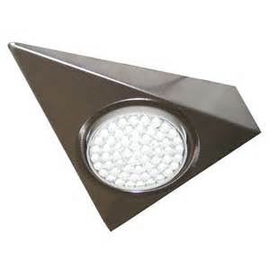 gx53 led cabinet triangle light