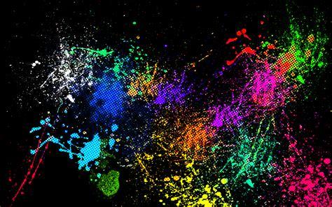 Color Splash Wall Art