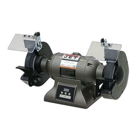 bench grinder variable speed 578208 jet ibg 8vs 8 inch variable speed industrial bench grinder sander 1 hp