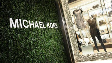michael kors business fashion january 6 2015 michael kors is a hot mess stock drops 20