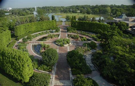 Chicago Botanic Gardens The Top 20 Most Beautiful College Gardens And Arboretums