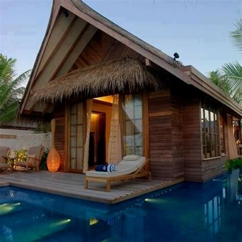 nice houses with pools nice pool house outside pinterest