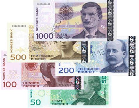 currency nok krone