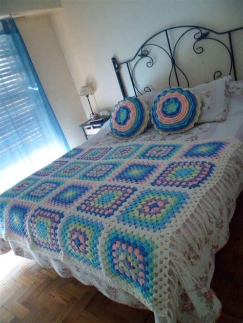 imagenes cubrecama tejidas a crochet pie de cama tejido al crochet crochet pies and tejido