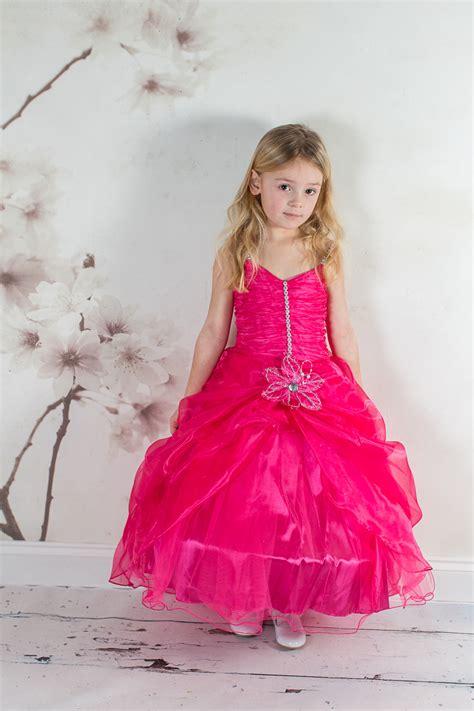 jurken winkel beijerlandselaan kinder jurk sophie fuchsia