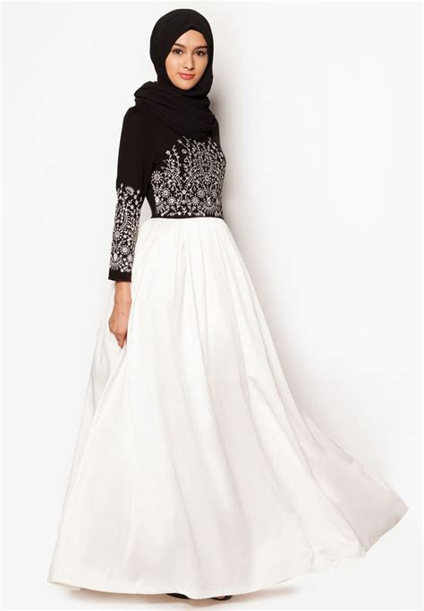 Pakaian Wanita B035 Dress 203 best pakaian muslimah images on