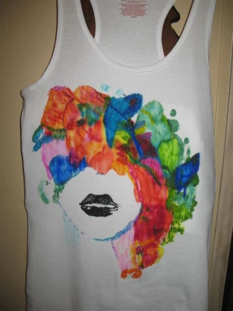 How To Make Tie Dye Paper With Markers - 25 best sharpie t shirts ideas on