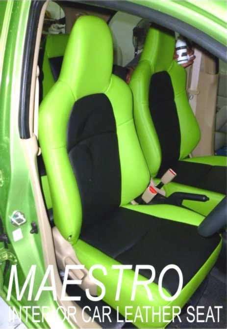 Karpet Mobil Mbtech modifikasi interior honda brio sarung jok mobil paten