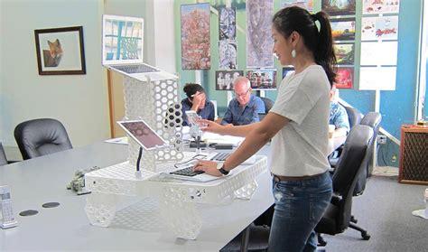 bureau position debout bureaux 233 tonnants travailler debout sur un pied ou en