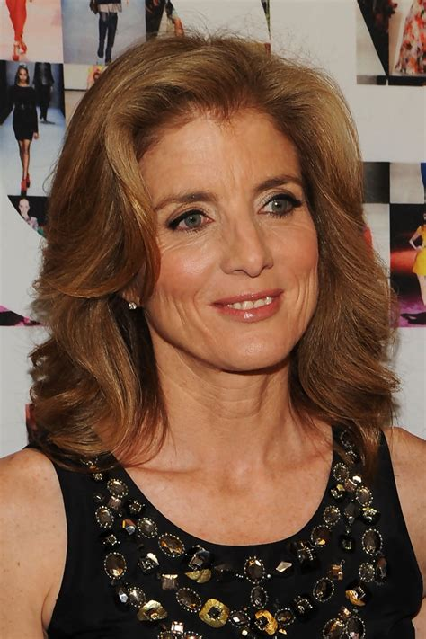 caroline kennedy caroline kennedy photos photos 2010 cfda fashion awards
