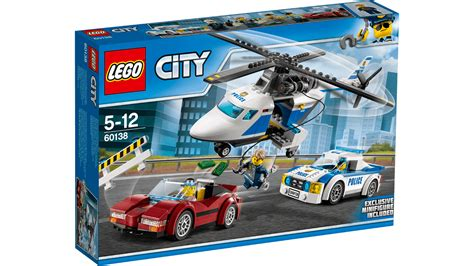 City Set 3 lego 66550 city pack 3 in 1 60138 60137