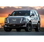 2015  2018 Cadillac Escalade HPE800 Supercharged Upgrade