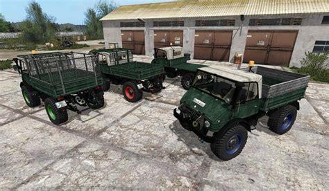 Type Ls by Unimog 406 Cabrio V2 1 Dynamichose For Ls17 Farming