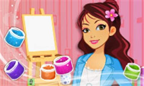 painting at girlsgogames betsy s crafts sand painting a free for on