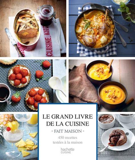 livre cuisine v馮騁arienne livre le grand livre de la cuisine fait maison collectif