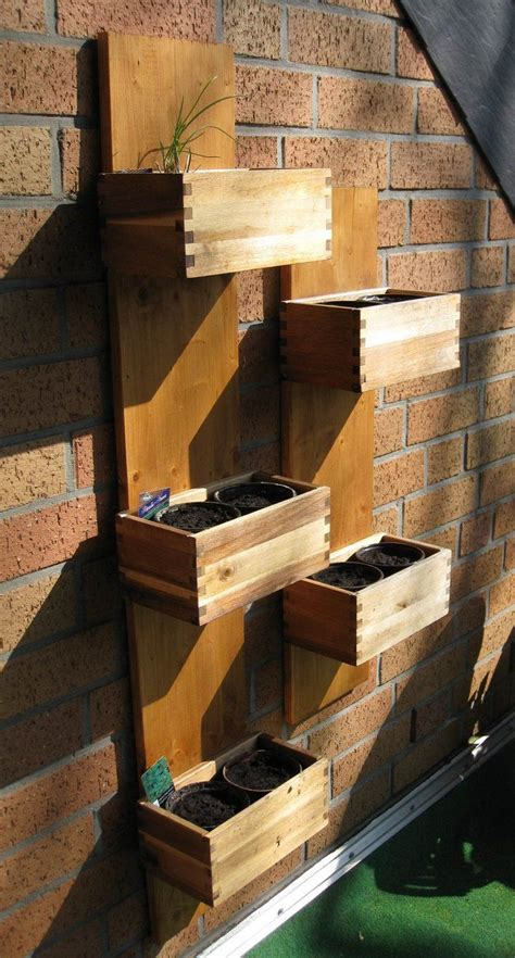 ikea wall garden create a wooden vertical herb garden with bjur 246 n plant